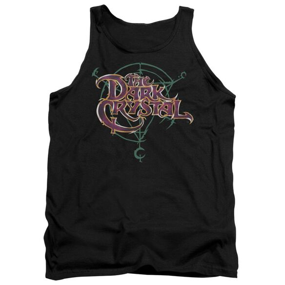 Dark Crystal Symbol Logo Adult Tank