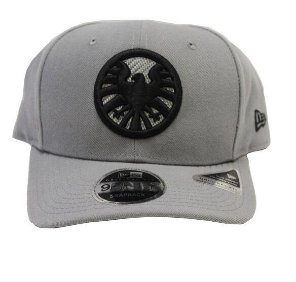 4a25d66bd0ae0 Captain Marvel Eagle Snapback Hat