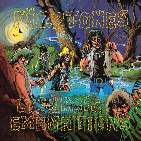The Fuzztones - Lysergic Emanations (40th Anniversary)