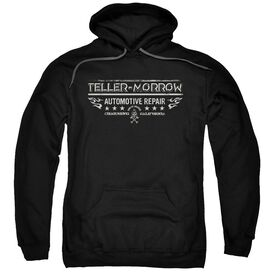Sons Of Anarchy Teller Morrow Adult Pull Over Hoodie