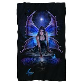 Anne Stokes Immortal Flight Fleece Blanket