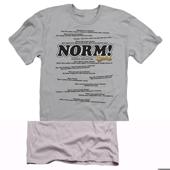 Cheers Normisms Short Sleeve Adult T-Shirt