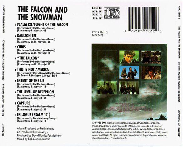 Falcon & Snowman / O.S.T.