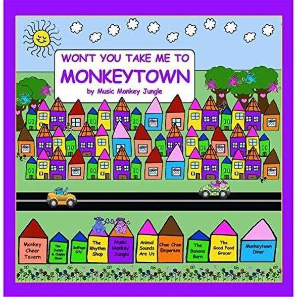 Won't You Take Me To Monkeytown (Cdrp)