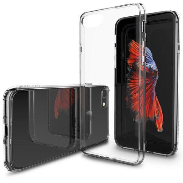 Luvvitt ClearView Hybrid Apple iPhone 7 Phone Back Cover