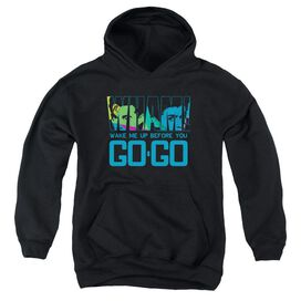 Wham Wake Me Up Before You Go Go Youth Pull Over Hoodie