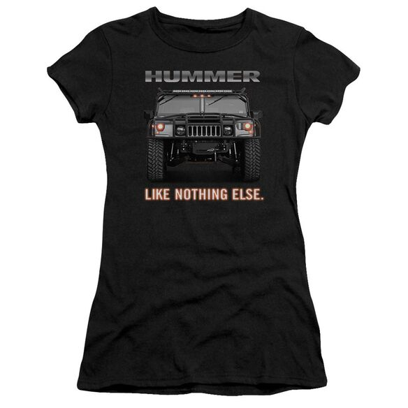 Hummer Like Nothing Else Short Sleeve Junior Sheer T-Shirt