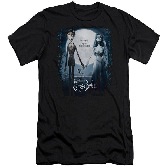 Corpse Bride Poster Short Sleeve Adult T-Shirt