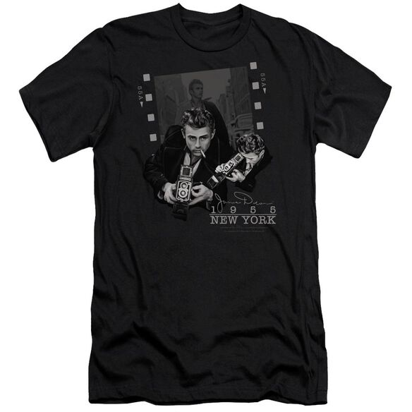 Dean Picture New York Short Sleeve Adult T-Shirt