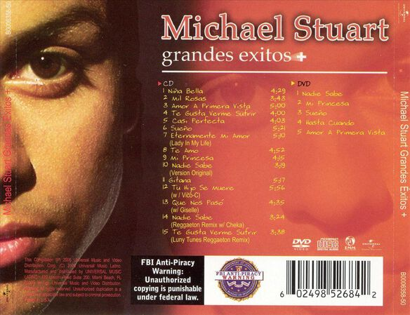 Grandes Exitos (Cd/Dvd)