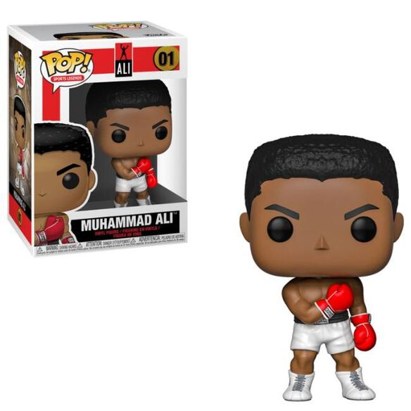 Funko Pop!: Muhammad Ali