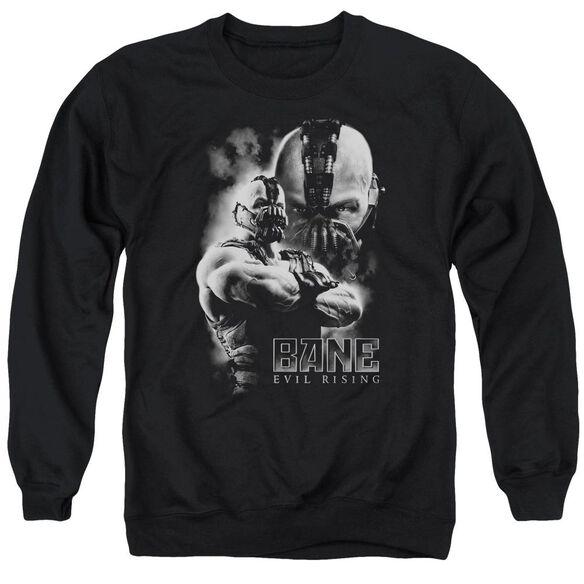Dark Knight Rises Evil Rising Adult Crewneck Sweatshirt