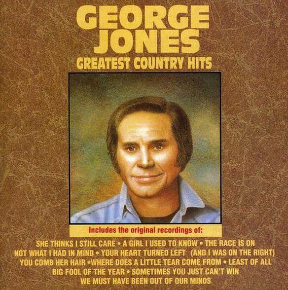 George Jones - Greatest Country Hits