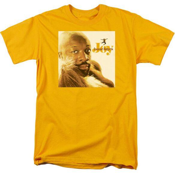 Isaac Hayes Joy Short Sleeve Adult T-Shirt