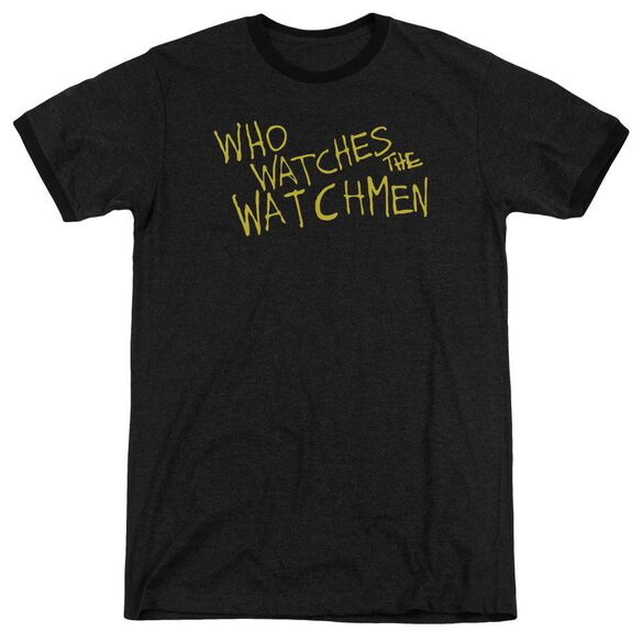 Watchmen Who Watches Adult Heather Ringer