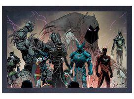 """DC Comics Batman Dark Knight Group Wall Art 11"""" x 17"""""""