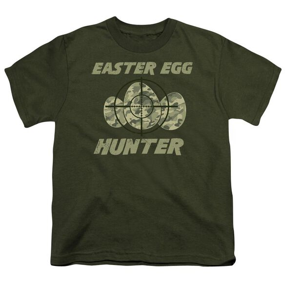 The Hunt Short Sleeve Youth Military T-Shirt