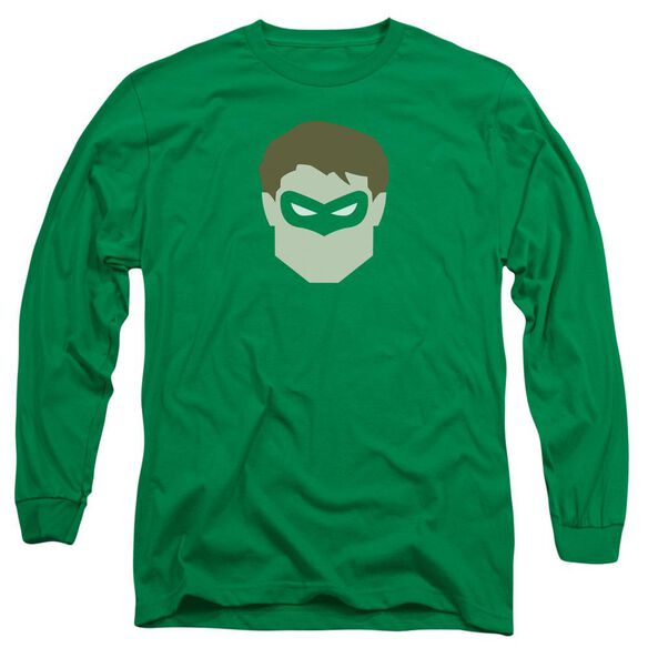 Dc Gl Head Long Sleeve Adult Kelly T-Shirt