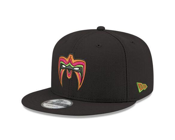 New Era 9FIFTY WWE Ultimate Warrior Snapback Hat