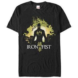 Iron Fist City Shadow T-Shirt