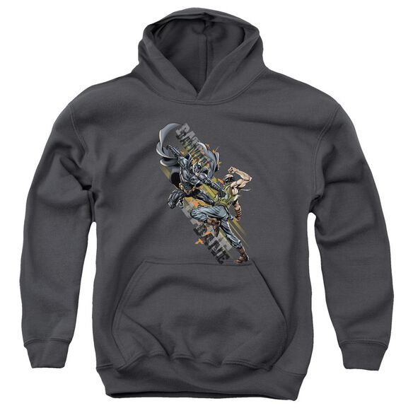 Dark Knight Rises Attack Youth Pull Over Hoodie