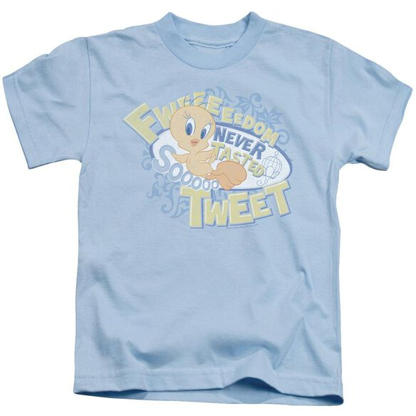 Looney Tunes Fweedom Short Sleeve Juvenile Light T-Shirt