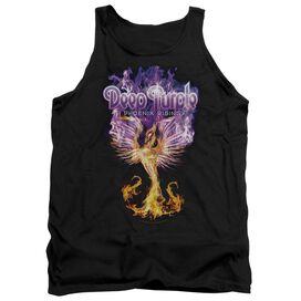 Deep Purple Phoenix Rising Adult Tank