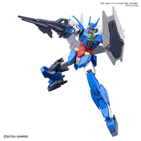 Bandai Earthree Gundam Hiroto's Mobile Suit Model Kit