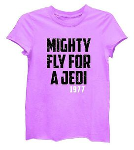 Mighty Fly for A Jedi Juniors T-Shirt