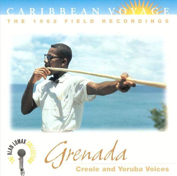 Grenada:Creole And Yoruba