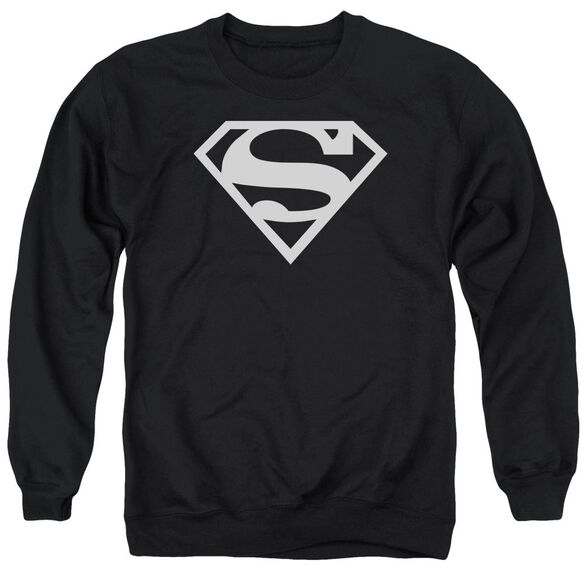 Superman Logo Adult Crewneck Sweatshirt