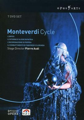 Monteverdi: Pierre Audi's Monteverdi Cycle Box Set [7 Discs]