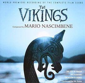 Mario Nascimbene - The Vikings (Complete Film Score)