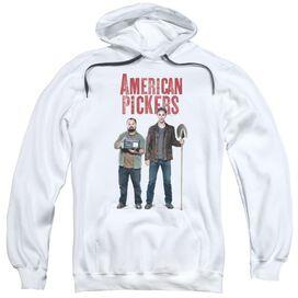 American Pickers American Profit Adult Pull Over Hoodie