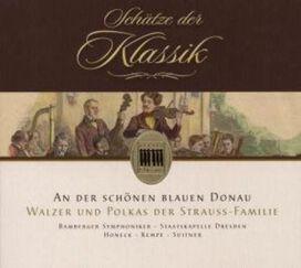 J. Strauss - Waltez & Polkas By the Strauss Family