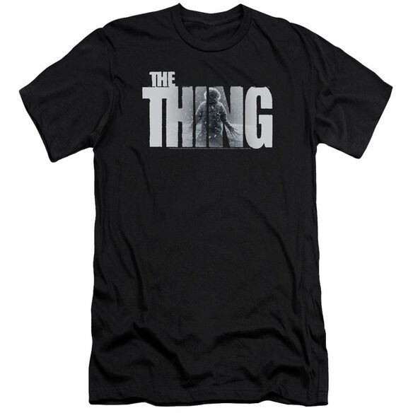 Thing Logo Premuim Canvas Adult Slim Fit