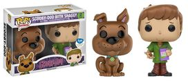 Exclusive Scooby Doo with Shaggy 2pk Funko Pop!