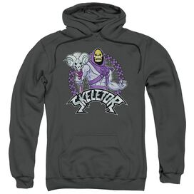 Masters Of The Universe Skeletor Adult Pull Over Hoodie