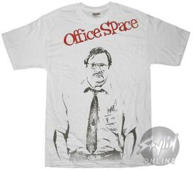 Office Space Milton T-Shirt