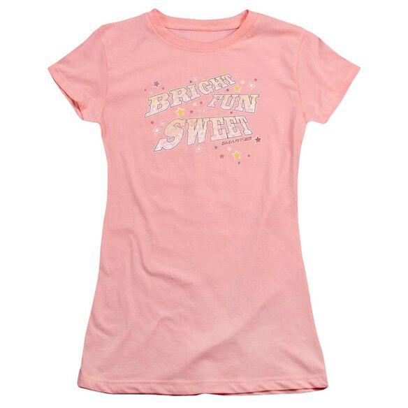 Smarties Bright Fun Sweet Premium Bella Junior Sheer Jersey