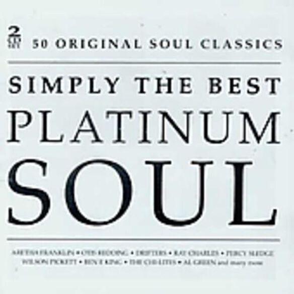 Simply The Best Platinum Soul / Various