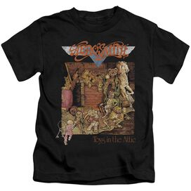 Aerosmith Toys Short Sleeve Juvenile T-Shirt