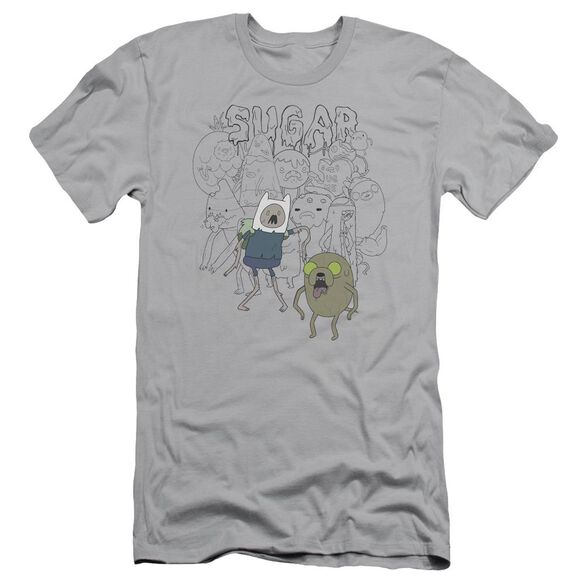 Adventure Time Sugar Zombies Short Sleeve Adult T-Shirt