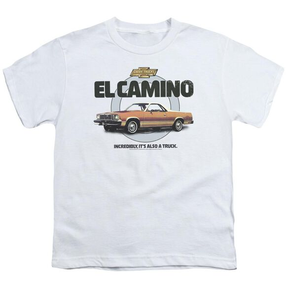 Chevrolet Also A Truck Short Sleeve Youth T-Shirt