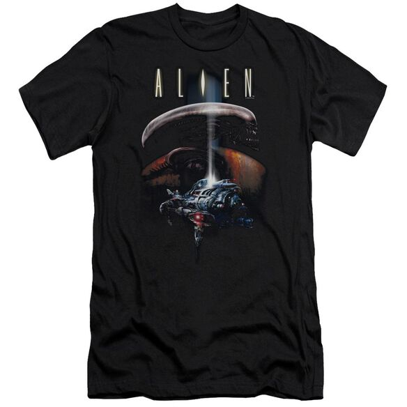 Alien Planet Premuim Canvas Adult Slim Fit