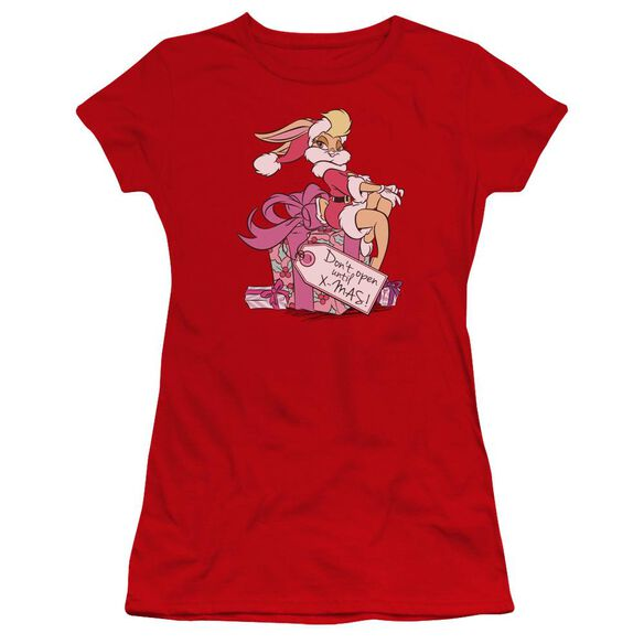 Looney Tunes Lola Present Hbo Short Sleeve Junior Sheer T-Shirt