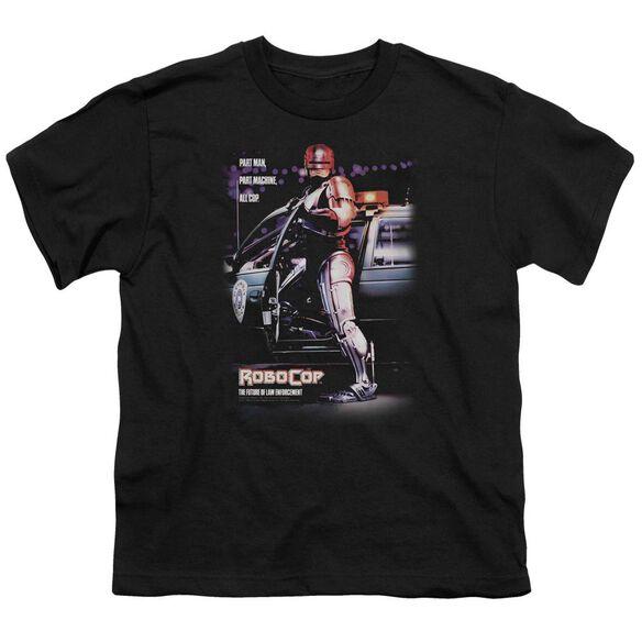 Robocop Poster Short Sleeve Youth T-Shirt