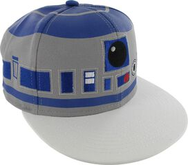 Star Wars R2-D2 Snapback Hat