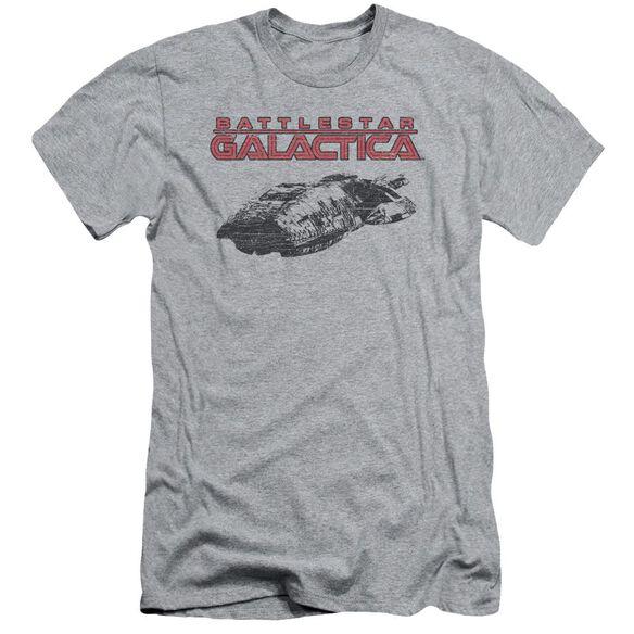 BSG SHIP LOGO-S/S ADULT T-Shirt