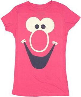 Mr Bubble Face Baby Tee